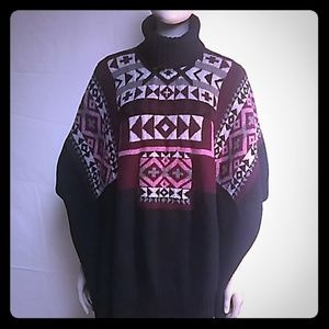 Womens Cynthia Rowley Turtle Neck Sweater